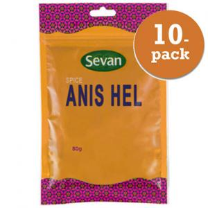 Anis Hel 10x50g Sevan