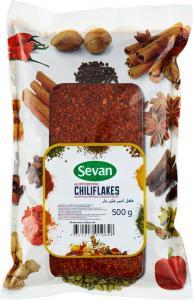 Chiliflakes Aleppopeppar 3x500g Sevan