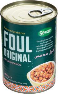 Favabönor Original 12x400g Sevan