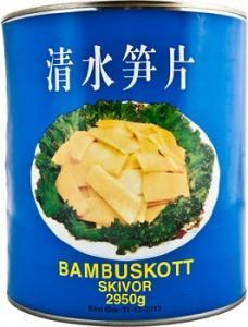Bambuskott Skivor 2,9kg Sunny Field