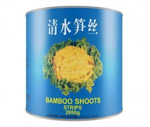 Bambuskott Strimlor 2,9kg Sunny Field