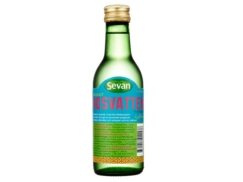 Rosvatten 20x245ml Sevan