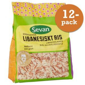Ris Libanesiskt 12x900g Sevan