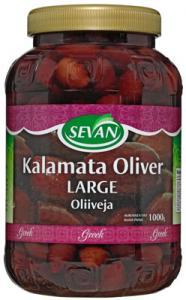 Oliver Kalamata Large 2x1kg Sevan