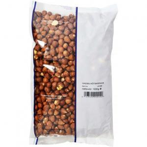 Hasselnötter 10x1kg Atco