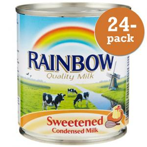 Kondenserad Mjölk Sötad 24x397g Rainbow