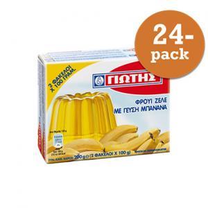 Jelly Banan 24x75g Jotis