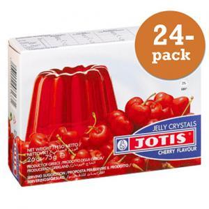 Jelly Körsbär 24x75g Jotis