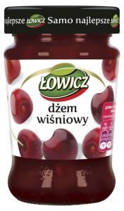 Körsbärssylt 2x280g Lowicz