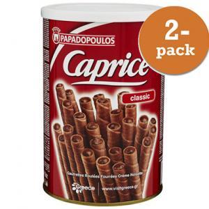 Caprice Pralin 2x115g Papadopoulos