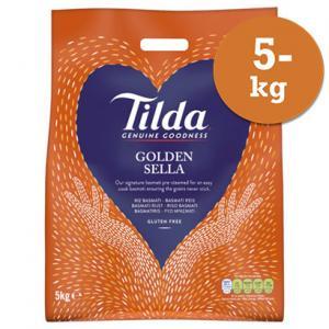 Basmatiris Sella Extra Long Golden 5kg Tilda