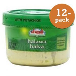 Halva Pistage 12x454g Al Wadi