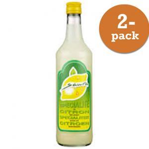 Citronjuice 2x750ml Samra