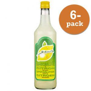 Citronjuice 6x750ml Samra