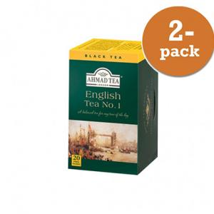 Te English Tea No 1 2x20p Ahmad