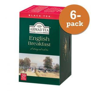 Te English Breakfast 6x20p Ahmad