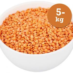 Röda Linser Split 5kg Sevan