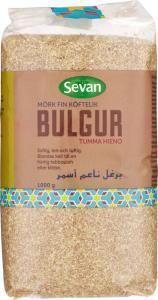 Bulgur Fin Mörk Köftelik 10kg Sevan