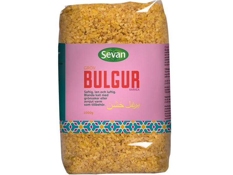 Bulgur Grov Pilavlik 5kg Sevan