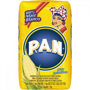 Majsmjöl Fint Gul 10x1kg Pan