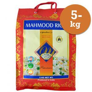 Basmatiris Creamy Sella 5kg Mahmood