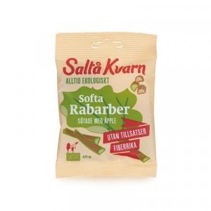 Softa Rabarber EKO 1x40g Saltå Kvarn KORT HÅLLBARHET