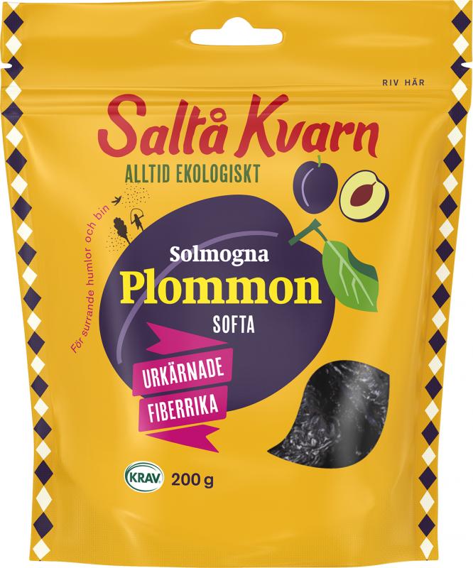 Plommon Softa Eko 2x200g Saltå Kvarn
