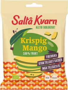 Krispig Mango Eko 3x18g Saltå Kvarn