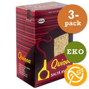Quinoa 3x500g Saltå Kvarn