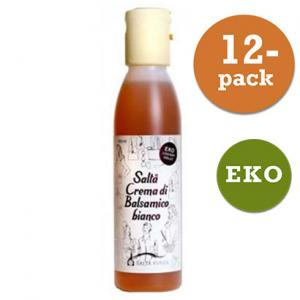 Crema Di Balsamico Bianco Saltå Kvarn 12x150ml