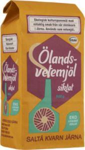 Ölandsvetemjöl EKO 10kg Siktat Saltå Kvarn