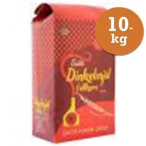 Dinkelmjöl, 10kg Fullkorn Eko Saltå Kvarn storsäck
