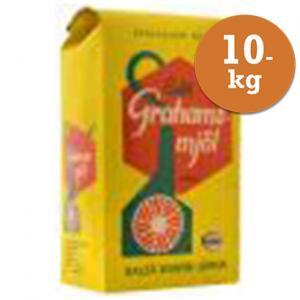 Grahamsmjöl Fint 10kg Saltå Kvarn
