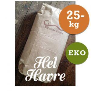 Havre, Helkorn 25kg Saltå Kvarn