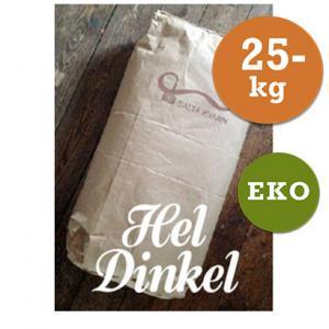 Dinkel, Helkorn 25kg Saltå Kvarn