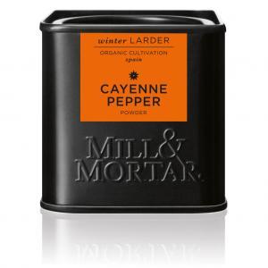 Cayennepeppar Fin Eko 3x45g Mill & Mortar
