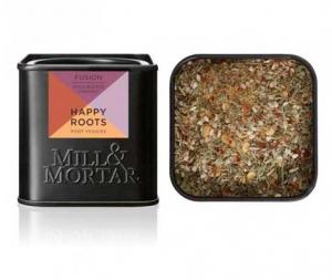 Happy Roots EKO 1x50g Mill & Mortar -kampanj