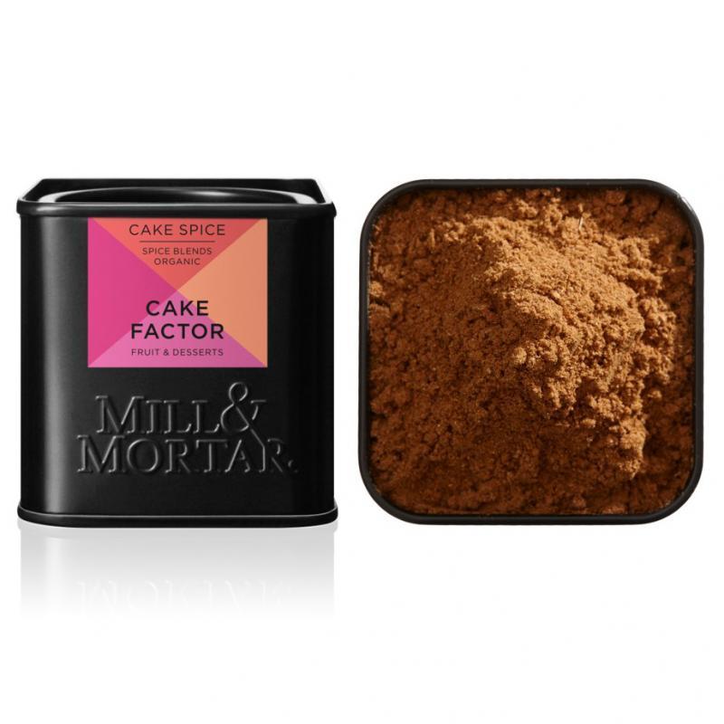 Cake Factor Eko 50g Mill & Mortar