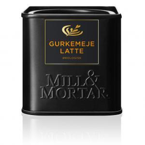 Gurkmeja Latte Eko 2x50g Mill & Mortar