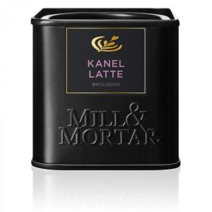 Kanel Latte Eko 9x50g Mill & Mortar