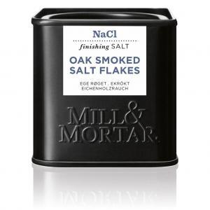 Ekrökt Salt 9x80g Mill & Mortar