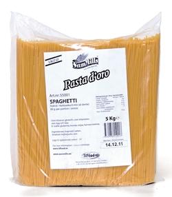 Spaghetti Pasta D´Oro 2x5kg