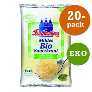 Surkål Bio Mild 20x520g Eko Leuchtenberg