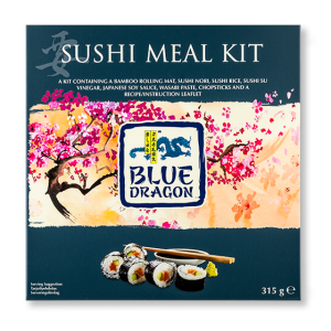 Sushi Meal Kit Blue Dragon 2x315g
