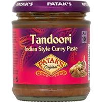 Tandoori Currypasta Patak´S 6x170g