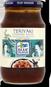 Teriyaki Sås Blue Dragon 3x350ml