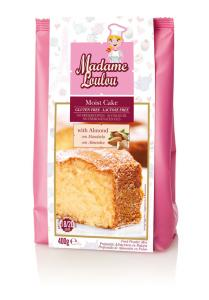 Vaniljkaka Mix Glutenfri 1x400g Madame Loulou