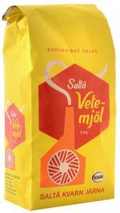 Ekologiskt vetemjöl 2kg från Saltå kvarn