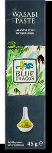 Wasabipasta 10x45g Blue Dragon
