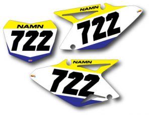 Nr-kit RMZ 450 2008-2013 Straight